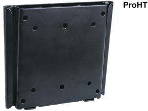 """ProHT by Inland 05310 13"""" - 30"""" Fixed Wall-Mount Bracket Designed to fit flat-panel plasma and LED, LCD TV, up to VESA 100x200, max load 40lbs"""