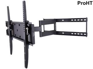 """ProHT by Inland 05324 Black 32"""" - 60"""" Full Motion Flat Panel TV Wall Mount"""