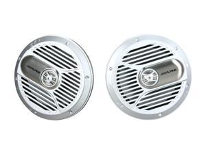 "Alpine 7"" Coaxial 2-Way Marine Speaker"