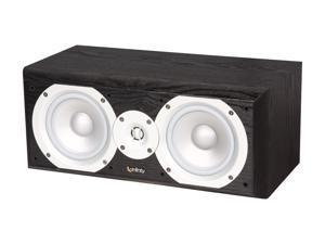 Infinity Primus PC251BK Center Channel Speaker - Black Single
