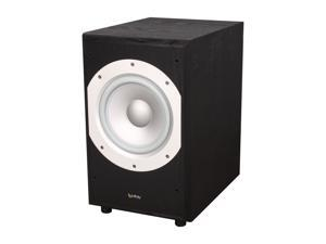 """Infinity Primus PS38BK 8"""" Powered Subwoofer - Black Single"""