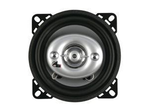 """Bass Inferno BI40 4.0"""" 150 Watts Peak Power 4-Way Speakers Pair"""