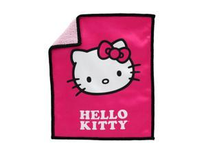 ShieldMe 902930 Hello Kitty Cleaning Cloth, 1ct, 7x9, Dual Sided