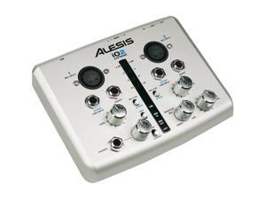 Alesis iO2 EXPRESS 24-Bit USB Recording Interface