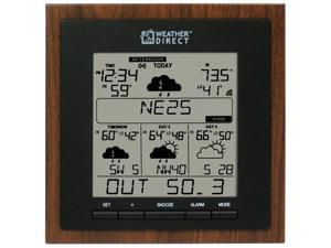 La Crosse Technology WD-3302U-MF-WAL 4 Day Internet Powered Wireless Forecaster