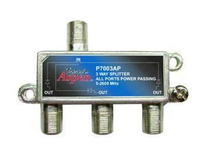 Eagle Aspen P7003AP 3-Way 2600 MHz Splitter