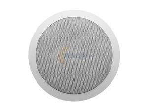 "Architech Prestige PS-611 Single 6.5"" Kevlar Single-Point Stereo Ceiling Speaker Single"