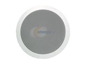 "Architech Pro Series AP-601 6.5"" 2-Way Round In-Ceiling Loudspeakers Pair"
