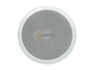 "Architech Pro Series AP-801 8"" 2-Way Round In-Ceiling Loudspeakers Pair"