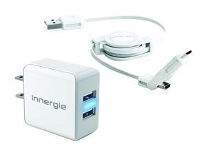 Innergie ADP-15AD AA mMini Combo Wall Dual Charging Kit