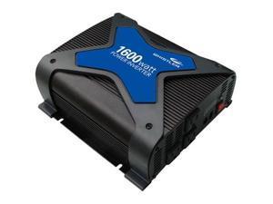 WHISTLER PRO-1600W 1600 Watt Power Inverter