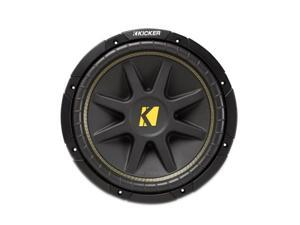 "Kicker 10"" 300W Comp Car Subwoofer"