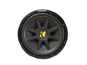 "Kicker 12"" 300W Comp Car Subwoofer"