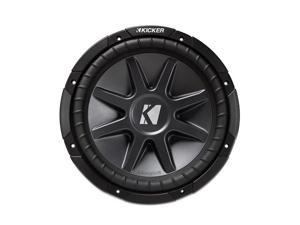"""Kicker 10CVR154 15"""" 1000W CompVR Car Subwoofer"""