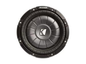 "Kicker 10CVT124 12"" 800W CompVT Car Subwoofer"