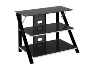 "Z-Line ZL581-36SU Up to 46"" Black Cruise TV Stand"