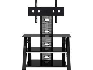 "Z-Line ZL582-40MivU 36"" - 50"" Black Cruise TV Stand with Integrated Mount"