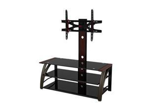 """Z-Line ZL690-44MxviiU Up to 60"""" Graphite Gray Paris Flat Panel 3 in 1 Television Mount System"""