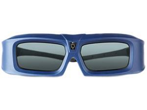 XPAND X-102DLP DLP Link Active Shutter 3D Glasses with 2 Batteries, 1 Key and 1 Wipe