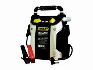 500 AMP Jump Starter with Compressor