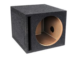 "Atrend E12SV Single 12"" Vented Subwoofer Enclosure"