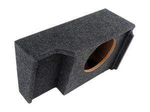 "Atrend Single 12"" Subwoofer Enclosure For GM Vehicles"