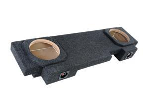 "Atrend A192-10CP Dual 10"" Subwoofer Enclosure For GM Avalanche Or Escalade 2002 & Up"