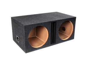 "Atrend E15D Dual 15"" B Box Series Sealed Bass Boxes"