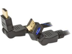 Accell B122C-003B-40 1m ProUltra High Speed HDMI® Cable with Ethernet - Installer bag M-M