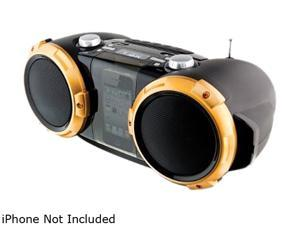 iLive Portable Boombox for iPod & iPhone IBP591B