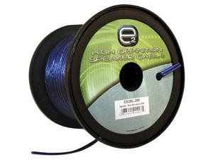 SCOSCHE ES3BL-200 200-feet 3mm Blue Speaker Wire