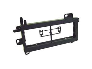 SCOSCHE CJ1282B 1974-Up Chrysler Jeep DIN Mounting Kit Panel