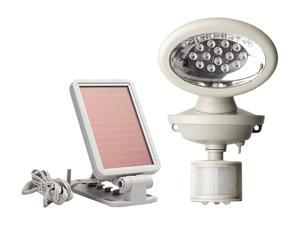 Maxsa 40217 Motion-Activated 14 LED Security Spotlight