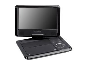 "Azend DS9341 9"" Swivel Screen Portable DVD Player"
