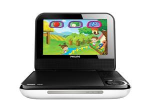 "PHILIPS PD703/37 7"" Portable DVD Players"