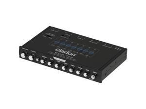 Clarion 0.5-DIN Graphic EQ/Crossover