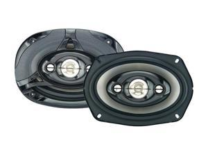 "Power Acoustik KP-694N 6"" x 9"" 380 Watts Peak Power 4-Way Speakers"