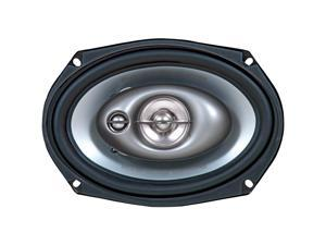 "Power Acoustik KP-69 6"" x 9"" 360 Watts Peak Power 3-Way Car Speaker"