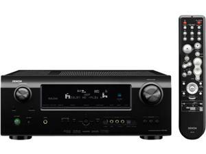 Denon AVR-890 7-Channel Multi-Zone Home Theater Receiver with 1080p HDMI Connectivity