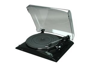 Ion Audio - Vinyl-to-MP3 Turntable w/ Input (PROFILE PRO)
