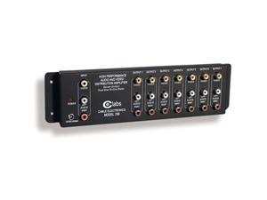 CABLE ELECTRONICS AV700 Composite A/V Distribution Amplifiers