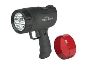 CYCLOPS GSMCYC9WS Thor X Sirius 9-Watt Rechargeable Hand-Held Spotlight