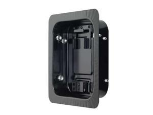 SANUS LR1A-B1 Black Recessed In-Wall Box For VM400 and LRF118