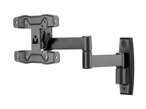 "SANUS SYSTEMS SF213-B1 Black Up to 27"" Full-Motion Wall Mount"