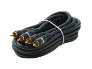 STEREN Model 254-230BL 50 ft Python Interconnect Cable M-M