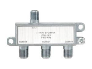 Steren 200-223 3-Way 900MHz RF Splitter