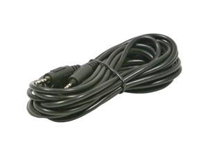"STEREN 252-601 18"" 2.5mm Stereo Audio Patch Cord M-M"