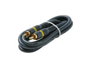 "STEREN Model 254-110BL 36"" Home Theater Audio Cables M-M"