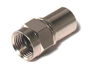 Steren 200-029-25 25ct F Taper Seal Crimp Connector