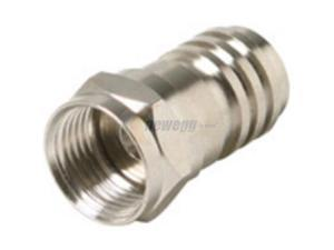 Steren 200-034-25 Crimp-On F Connector